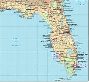 large map of florida images