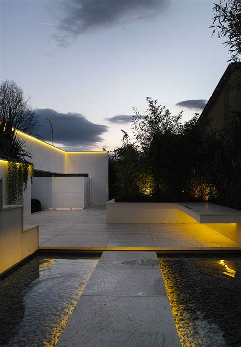 535 Best Exterior Lighting Spaces Images On Pinterest Patio Lighting Design