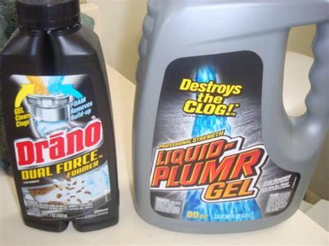 For the record: Liquid Plumr beats Drano ? Los Angeles Blog: LA Snark