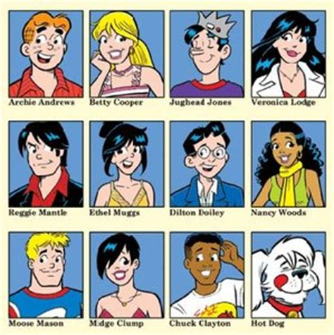 who don't like archie?? | purplebooky