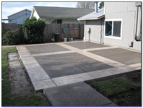 concrete patio ideas nz patios home design ideas
