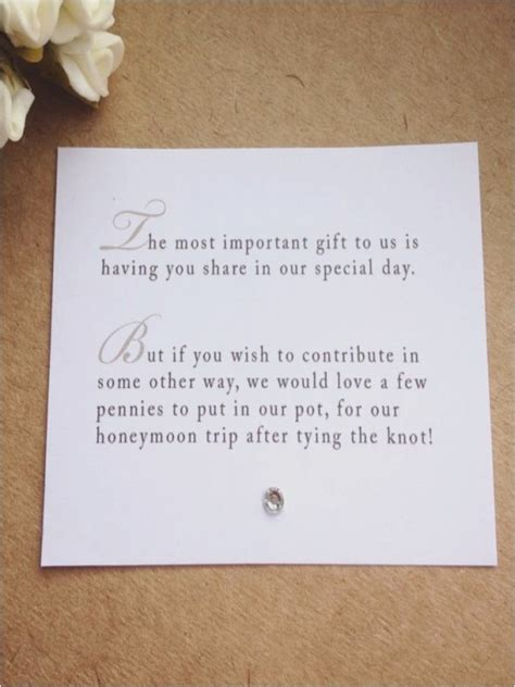 Wedding Invitations Gifts by Invitation No Gifts Gallery Invitation Sle And