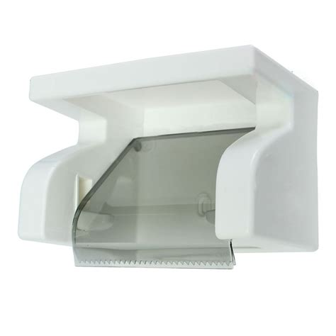 tissue roll holder waterproof toilet paper holder tissue roll stand box with shelf rack bathro 13he ebay