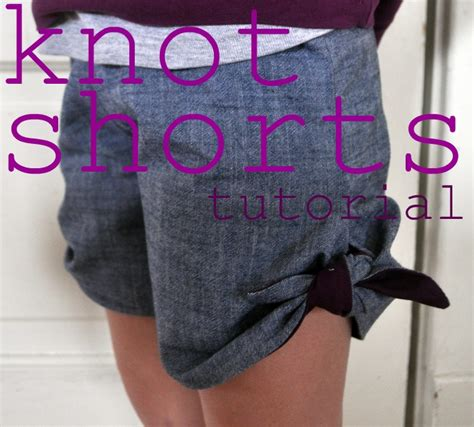 free pattern shorts grosgrain free pattern month day 4 elsie marley knot