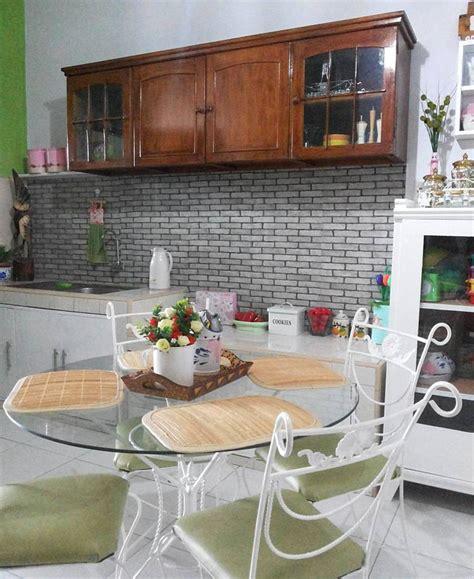 Tempat Bumbu Dapur Sederhana 35 desain dapur minimalis sederhana dan modern terbaru