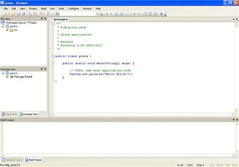jcreator full version free download jcreator download