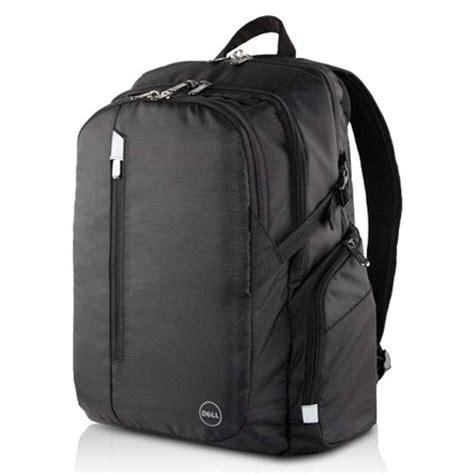 genuine dell 15 6 quot black tek backpack latitude inspiron laptop bag 2n8hg ebay
