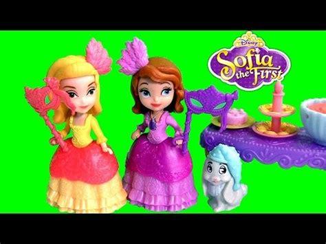 sofia   masquerade dress  party  princess amber  sofias magical talking castle