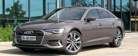 Audi A6 3 0 Tdi Fuel Consumption by 2019 Audi A6 50 Tdi Does 0 100 Km H And Fuel Consumption