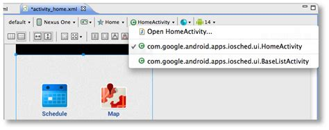 android layout context xml what s quot tools context quot in android layout files