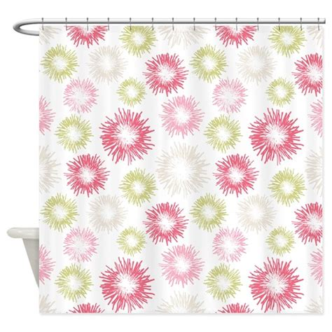 Pastel Coloured Curtains Pastel Pattern Shower Curtain By Bestshowercurtains