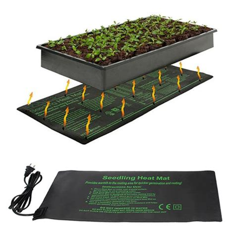 Warming Mat For Plants by 120v Plant Seedling Growth Electric H End 9 2 2017 9 15 Am