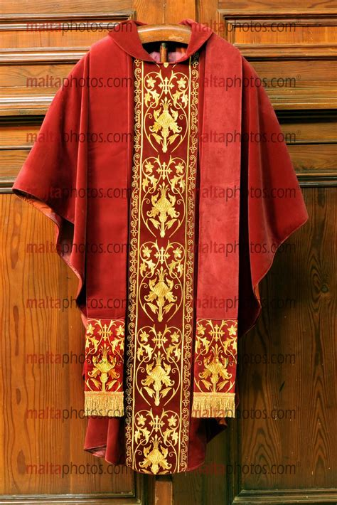 Handmade Garments - church liturgical handmade garments sacret vestment priest