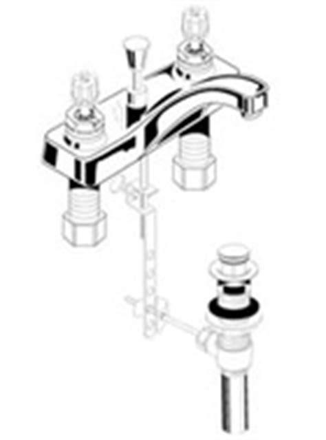 american standard 7400 172 heritage centerset commercial plumbingwarehouse com american standard repair parts for