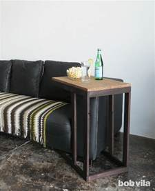 diy side tables diy side table diy lite bob vila