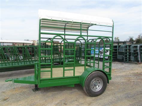 Trailer Hay Rack For Sale by Livestock Equipment Flatbed And Dump Trailers For Sale
