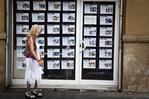 oferta inmobiliaria bancos los bancos renuncian a refinanciar a las inmobiliarias