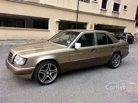 how to sell used cars 1987 mercedes benz e class engine control mercedes benz 260e 1987 2 6 in kuala lumpur automatic sedan brown for rm 15 000 3963877