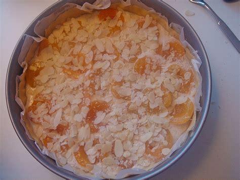 amaretto kuchen amaretto pfirsich kuchen rezept mit bild