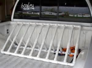 Diy Truck Bed Bike Rack by Make Your Own Pvc Bike Rack Diy