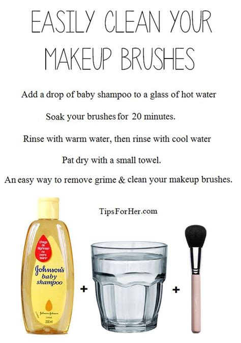 Cleaning Your by 11 Makeup Cleaning Hacks Interior Fans
