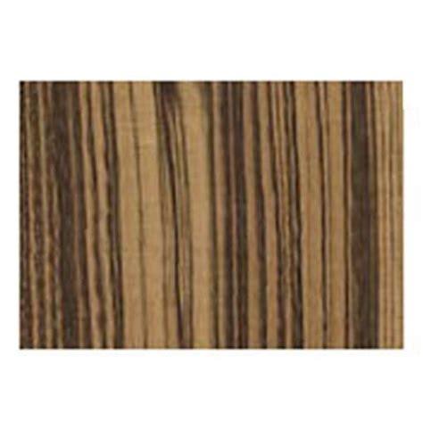 cabinets in zebra wood veneer veneer