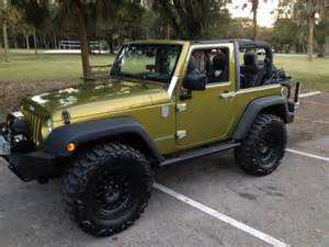 Jeeps For Sale Florida 2008 Jeep Wrangler In Florida