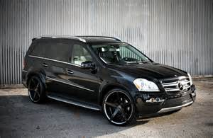 Mercedes Glk 450 Customized Mercedes Gl450 Exclusive Motoring