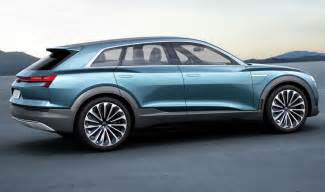 Audi Electric Vehicle 2018 Audi Ceo Confirms New Q2 This Year A8 In 2017 Electric