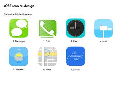 design review icon ios7 icon re design review doug keating