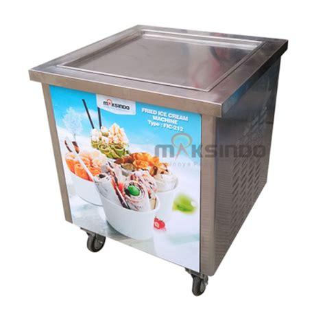 membuka usaha ice cream mesin ice cream gulung dari maksindo mudah diterapkan dan