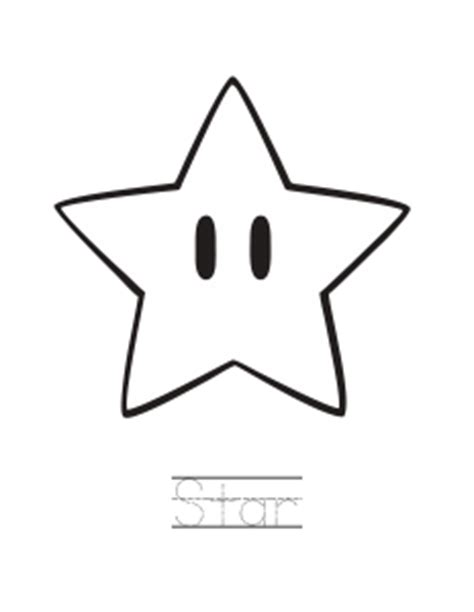 mario star coloring pages super mario star coloring coloring pages