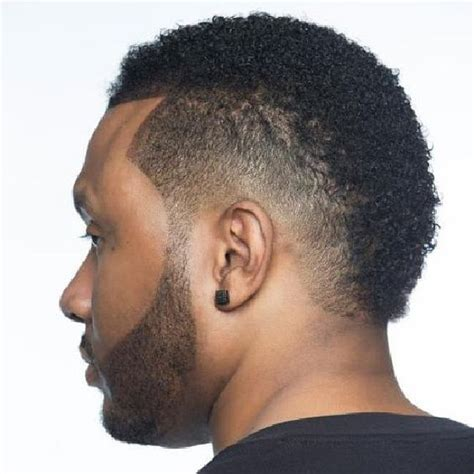 hair burst for men cool burst fade african american haircut for black men