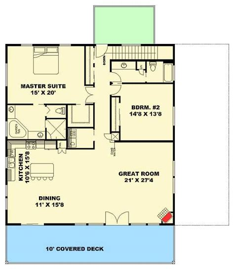 3 bedroom carriage house plans three bedroom carriage house or mountain home 35513gh