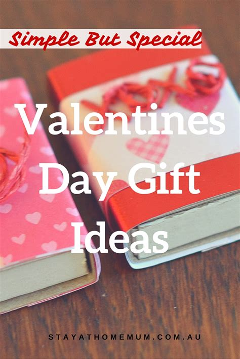 valentines days gift ideas for 9 simple but special valentines day gift ideas stay at