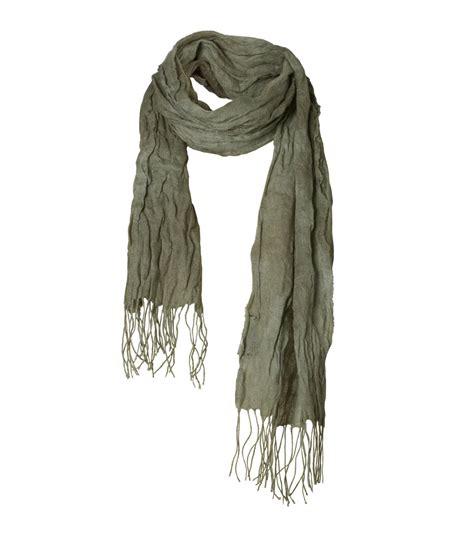 mens scarves allsaints spitalfields