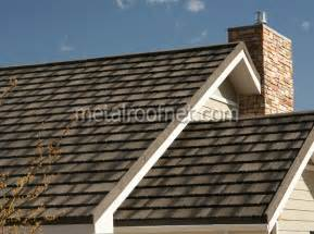 Metal Roof Tiles Metal Roof Metal Roof Meets Shingles