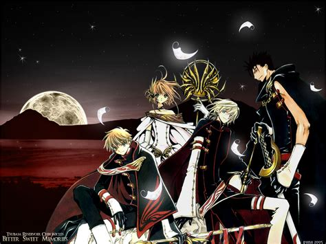 Tsubasa Chronicle Note tsubasa chronicle anime wallpaper anime