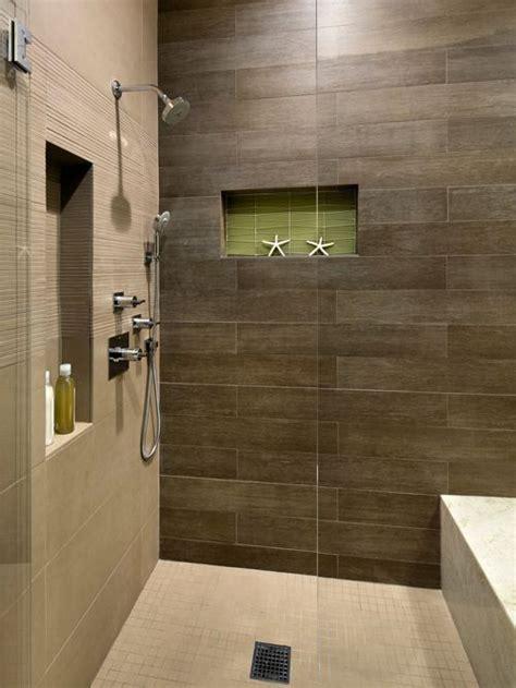 wood tile bathrooms wood tile shower houzz