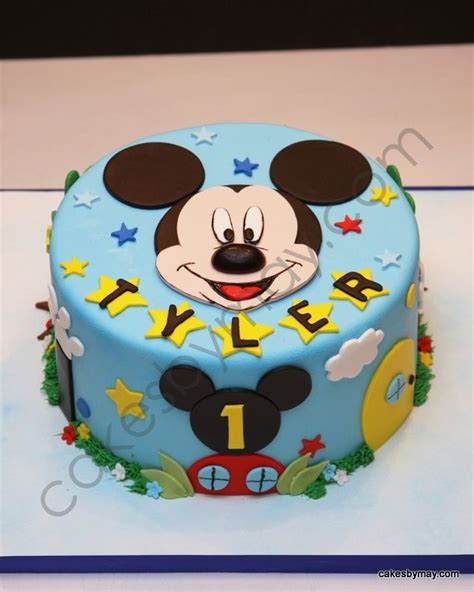 ideas  mickey mouse cake  pinterest
