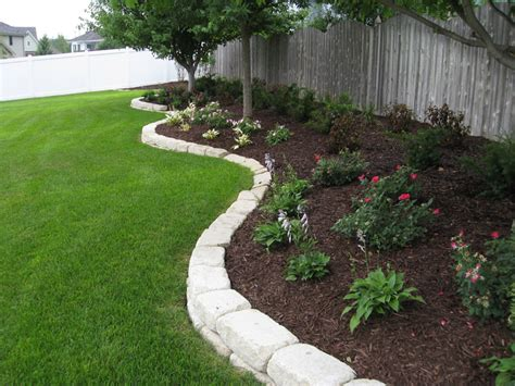 Mulch And Rocks Omaha Landscaping Company Arbor Hills Free Garden Rocks