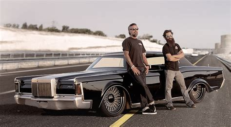 Gas Monkey Garage Lincoln by Gas Monkey Monkey And Lincoln On