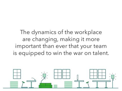 the dynamics of the workplace