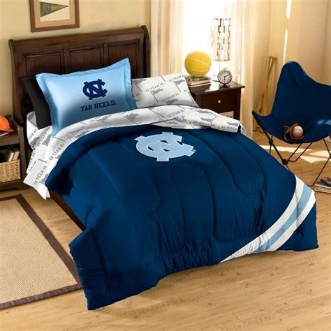 north carolina bedroom sets ncaa north carolina tar heels twin bedding set furniture