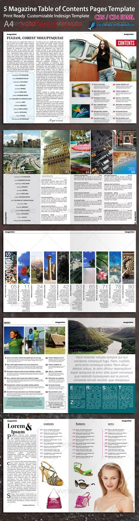 7 table of contents template authorizationletters org