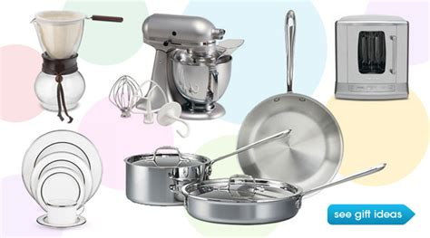 Wedding Registry Guide by Kitchen Registry Guide Weddings Epicurious