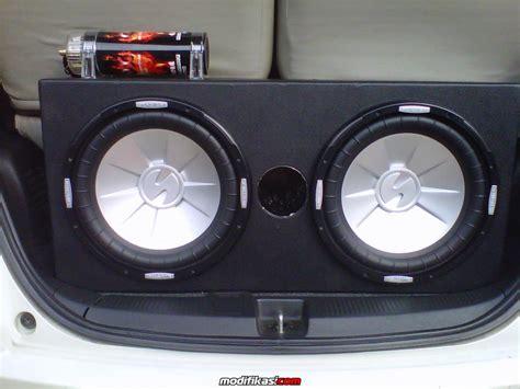 Speaker Subwoofer Bekas bekas audio soundstream pxw 12 dvc sub 12in
