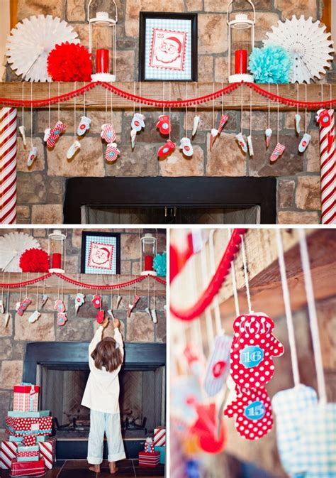 printable christmas party decorations our new north pole christmas party printable collection