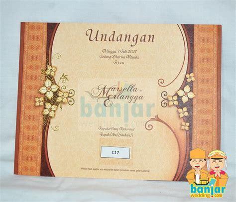 undangan pernikahan murah ub c17 banjar wedding banjar wedding