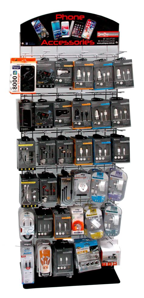Mobile Display - mobile phone accessories display stand display stands